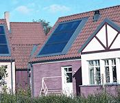 Solenergi för småhus